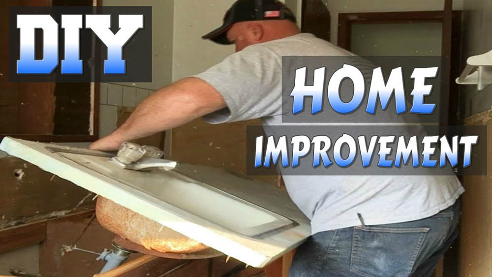 DIY home improvement project ideas