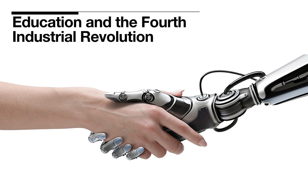 Fourth Industrial Revolution - Four Ways to Win it - Industrial