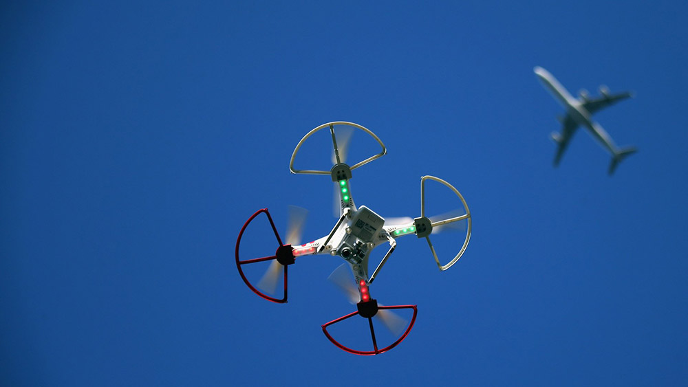 UK police release airport drone suspects